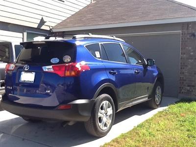 2014 Toyota RAV4 lease in New Braunfels,TX - Swapalease.com