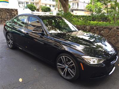 2015 BMW 3 Series lease in Honolulu,HI - Swapalease.com