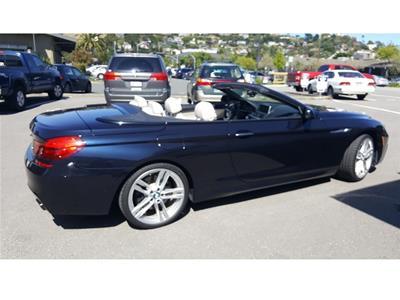 2015 BMW 6 Series lease in Tiburon,CA - Swapalease.com