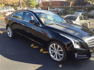 2014 Cadillac ATS lease in Scranton,PA - Swapalease.com