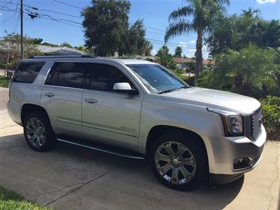 2015 GMC Yukon lease in Palm Harbor,FL - Swapalease.com