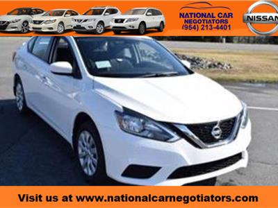 2017 Nissan Sentra lease in Ft. Lauderdale,FL - Swapalease.com