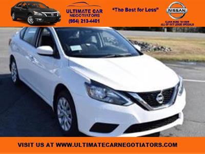 2017 Nissan Sentra lease in Ft. Lauderdale,FL - Swapalease.com