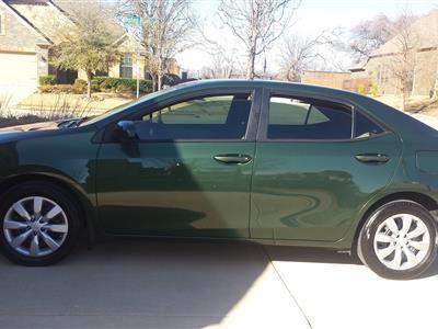 2014 Toyota Corolla lease in Denton,TX - Swapalease.com