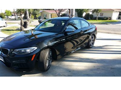 2015 BMW 2 Series lease in Van Nuys,CA - Swapalease.com