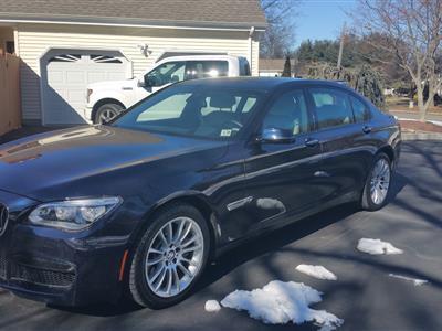2014 BMW 7 Series lease in N Brunswick,NJ - Swapalease.com