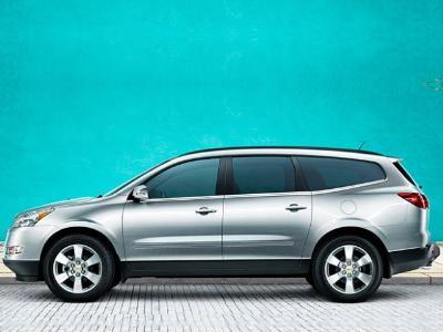 2013 Chevrolet Traverse lease in Dearborn,MI - Swapalease.com