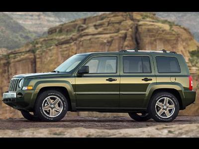 2015 Jeep Patriot lease in Park Ridge,IL - Swapalease.com
