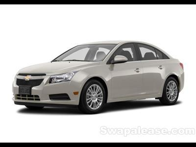 2014 Chevrolet Cruze lease in Minerva,OH - Swapalease.com
