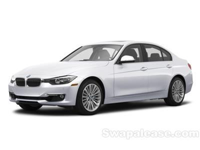 2015 BMW 3 Series lease in Inglewood,CA - Swapalease.com