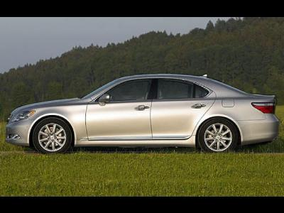 2009 Lexus LS 460 lease in North Canton,OH - Swapalease.com