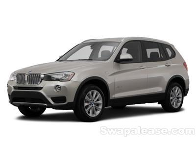 2014 BMW X3 lease in Dublin,CA - Swapalease.com